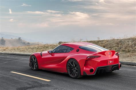 New Toyota Supra New Toyota Supra Pictures Carbuyer