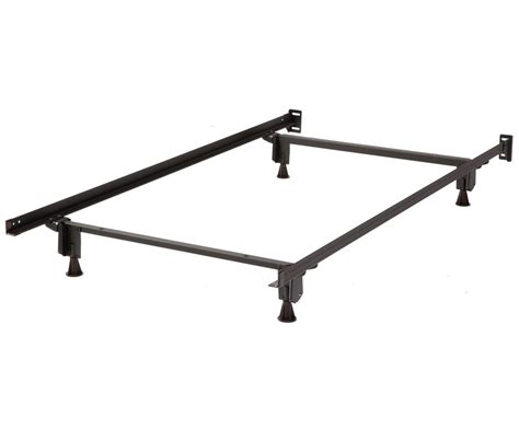 bed frame glides craftlock 146g full bed frame with glides