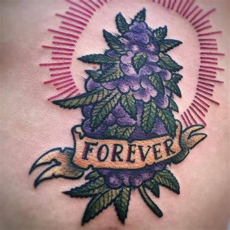 pot tattoo designs 60 designs legalized ideas in 2019