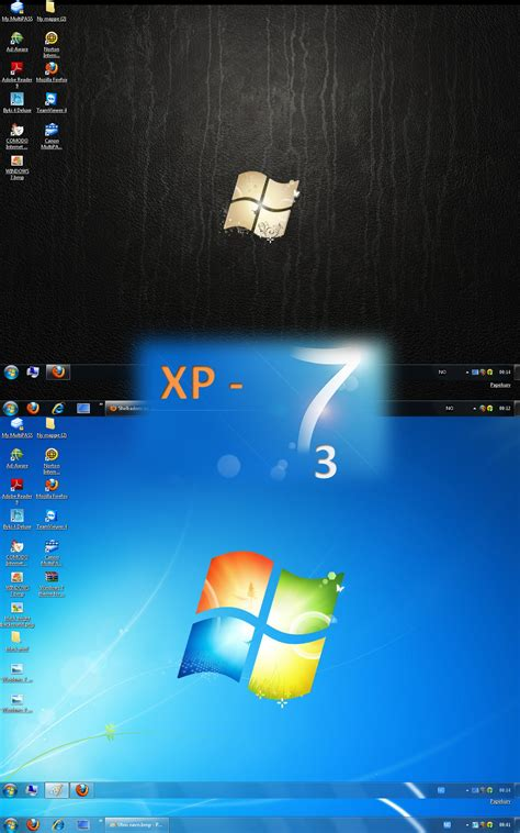theme windows 7 zen windows 7 themes for windows xp by shelkadom on deviantart