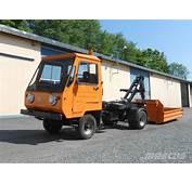 Multicar LKW/Wechselaufbau M25LHyvalift Abrollcontainer