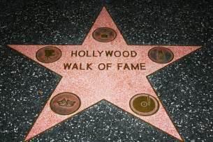 Image result for hollywood walk of fame