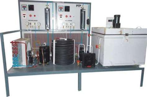 refrigeration  air conditioning lab equipment cascade