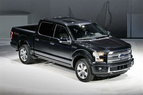 ford jeep 2015 2015 ford f 150 first look motor trend