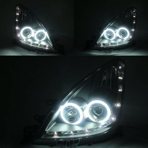 Lu Led Grand Livina livina sport geniss grand x gear ccfl headlight led