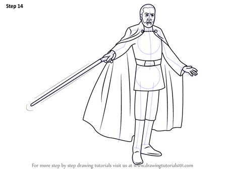 Count Dooku Coloring Pages learn how to draw count dooku from wars wars