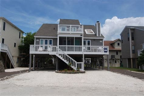 fidelle s folly house 2nd row sunset nc rentals