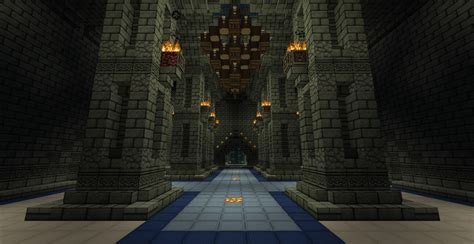 Minecraft Throne Room by Pics For Gt Minecraft Castle Throne Room