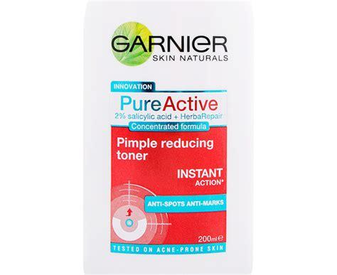 Toner Garnier Active 2 x garnier active pimple reduce toner 200ml ebay