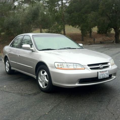 purchase used 1999 honda accord ex 4 door 4 cylinder