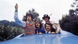 Tiny Desk Concert Vire Weekend The Of The Beatles Magical Mystery Tour Npr