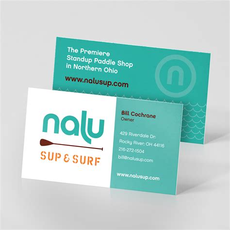 business cards make standard business cards sided