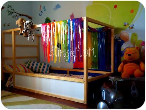 ikea hack kura bed into modern cabin vintery mintery as 25 melhores ideias de ikea loft bed hack no pinterest