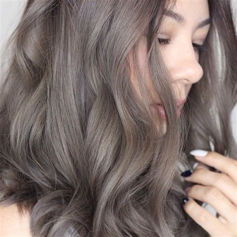 options for brunette greying hair 25 best ideas about ash hair colors on pinterest ash