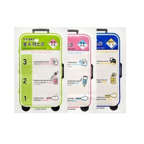 Mask Etude House etude house one sheet solution swab mask ebay