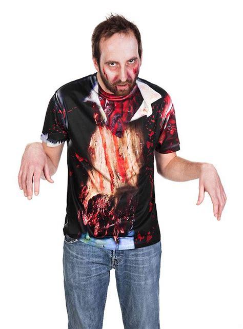 zombie t shirt tutorial zombie costume t shirt