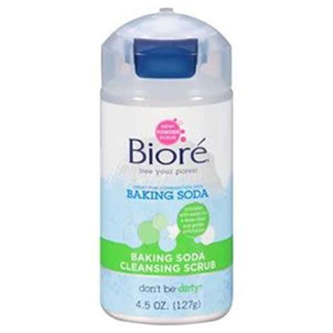 Hair Detox With Baking Soda by Biore Baking Soda Cleansing Scrub Reviews Photo