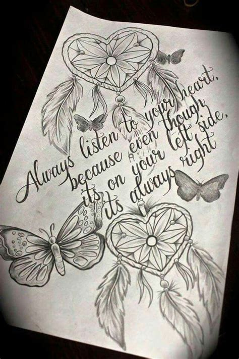 cute thigh tattoos best 20 catcher quotes ideas on