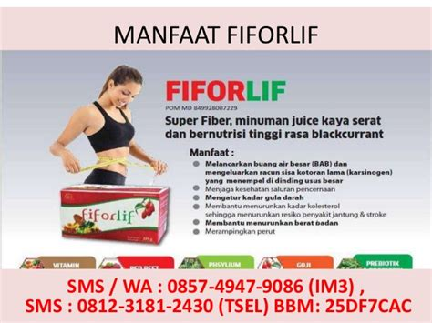 Jual Fiforlif Di Jakarta jual fiforlif jakarta pusat hubungi 0857 4947 9086 im3 jual fiforl