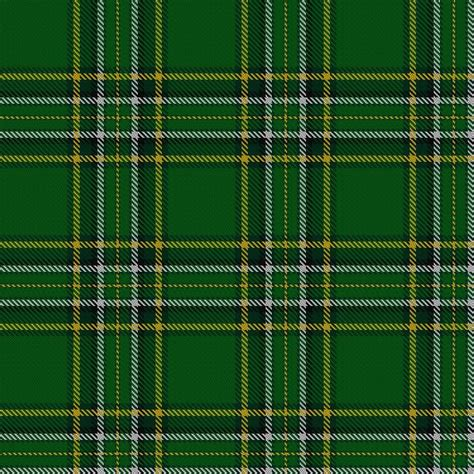 irish plaid irish national tartan pinterest