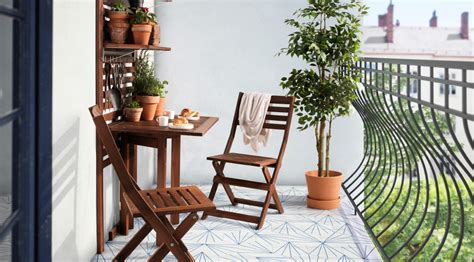 hanging balcony table ikea outdoor outdoor dining furniture more ikea