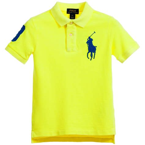 Polo Yellow yellow polo ralph boys w 246 rtersee relations