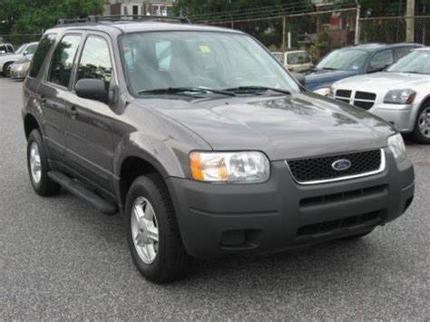 2003 ford escape specs 2003 ford escape xlt v6 data info and specs gtcarlot
