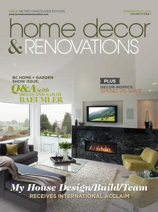 home decor vancouver vancouver home decor renovations feb mar 2014 by