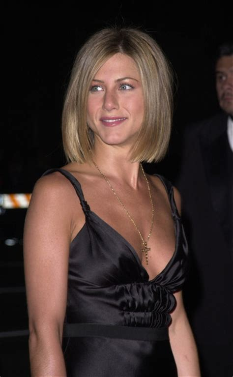 jennifer aniston hair cuts 2001 jennifer aniston in 2001 people s choice awards 2 of 6