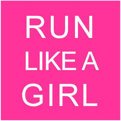 run like a tweetlikeagirl