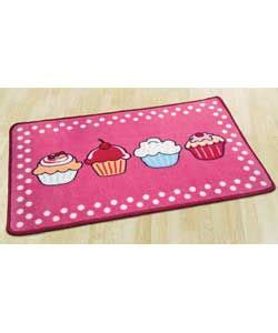 Cupcake Kitchen Rug » Home Design 2017