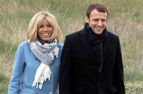 emmanuel macron quien es la historia de amor del candidato presidencial de francia