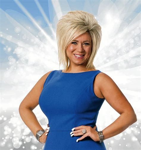 theresa caputo young entertainment finally the bloom coming off the rose of