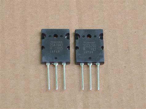 driver transistor for 2sc5200 transistor responsibility 28 images 2sj6815 2sj 6815 j6815 transistor ebay ics transistor
