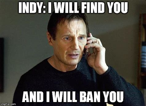 Liam Neeson Meme Generator - i will find you and i will kill you imgflip