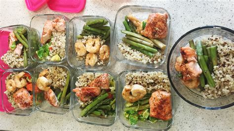 food prep meals meal prep arika sato