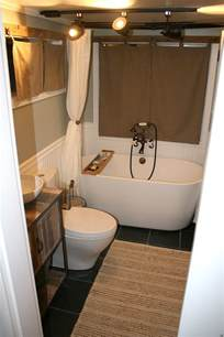 Tiny House Bathroom by Stunning Self Built Tiny House On Wheels Tinyhousebuild Com