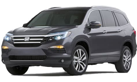 2016 Honda Pilot Vs 2015 Toyota Highlander Fisher Honda
