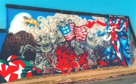 art crimes september  murals