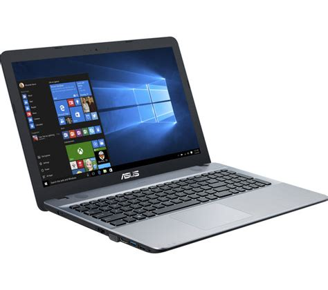 Asus Vh168d 15 6 buy asus x541sa 15 6 quot laptop silver free delivery currys