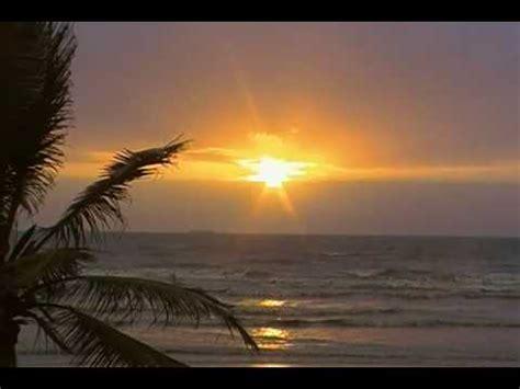 salida de sol la salida sol en la playa xd