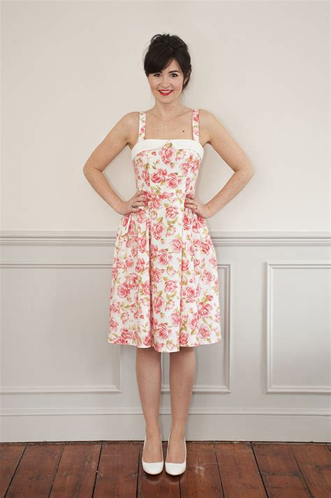 Simple Summer Dresses To Sew