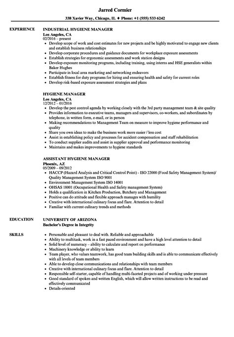 Safety And Occupational Health Specialist Cover Letter by Safety And Occupational Health Specialist Sle Resume Financial Risk Analyst Cover Letter Lot