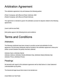 property management agreement template   sample