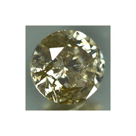 Berlian Cut berlian afrika kuning kehijauan cut 0 53 carat