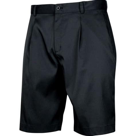 Adidas Wringkle Abu Abu nike dri fit stretch tour pleat shorts apparel 40w black
