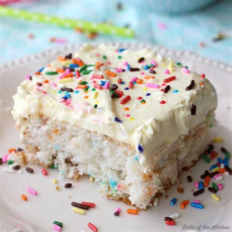 healthy birthday cake recipe birthday cake flavored recipes fitness magazine