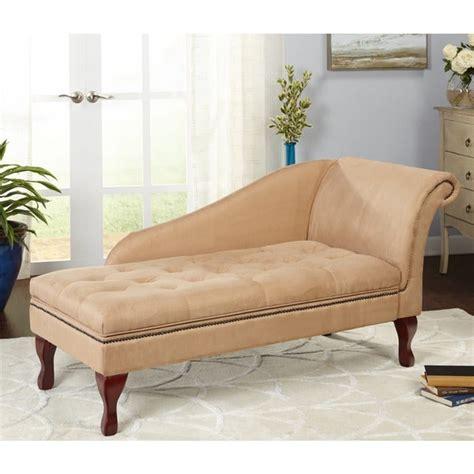 shop simple living chaise lounge  storage  sale