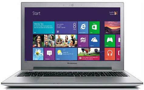 Laptop Lenovo I5 Windows 8 lenovo ideapad z500 59 380480 i5 3rd 4 gb