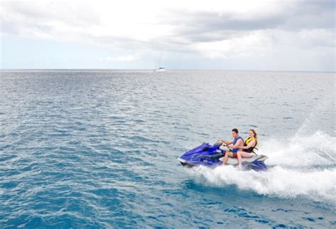 speed boat hire barbados team baywatch water sports tours loop barbados